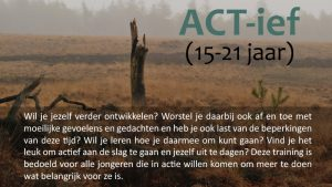 Jongerentraining ACT